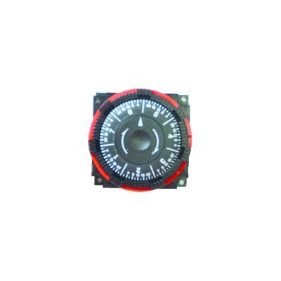 Resistencia esteatita 1200W D50 - DIFF para Chaffoteaux : 61400606-01