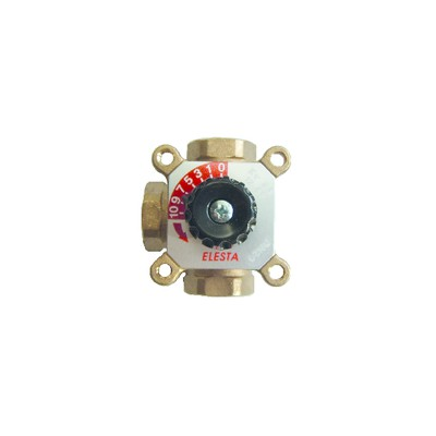 Stainless steel probe temperature sensor -50°C to 100°C - JOHNSON CONTROLS : A99BB-300C