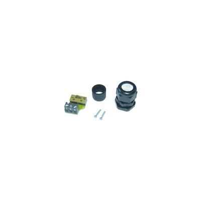 Angle radiator valve F 3/4 - COMAP : 428306