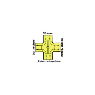 Schlüssel - Griff-Set 20 Ansatzstück in Blisterverpackung