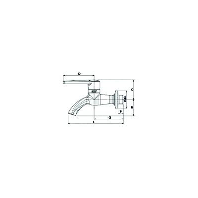 Boîte de contrôle HONEYWELL - S4565 CF 1045 - HONEYWELL BUILD. : S4565CF1045B