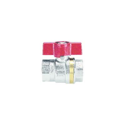 Isolation valve 15x21
