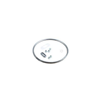 Kit joints brûleur - DIFF pour Saunier Duval : 801635