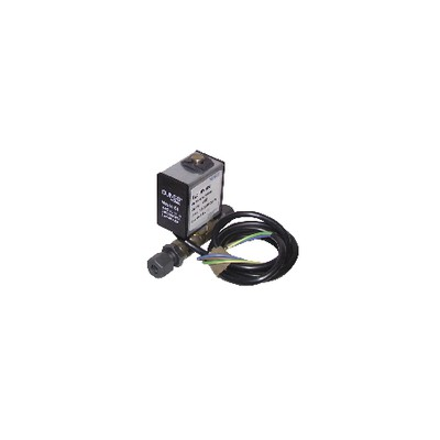 Solenoid valve mv502 conical nipples pipe 8mm - DUNGS : 218973