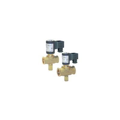 "Elettrovalvola CO 02 FF1/2"" ottone - MADAS : CO02C 008"