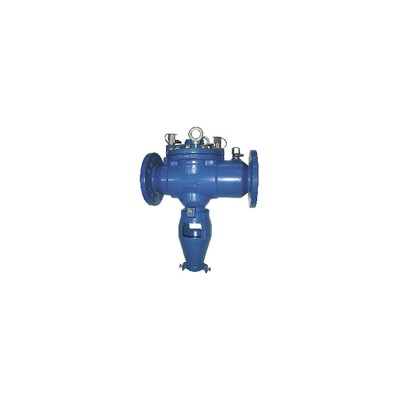 Controllable flanged backflow preventer reduced pressure zone BA 65 - WATTS INDUSTRIES : 2231722MC