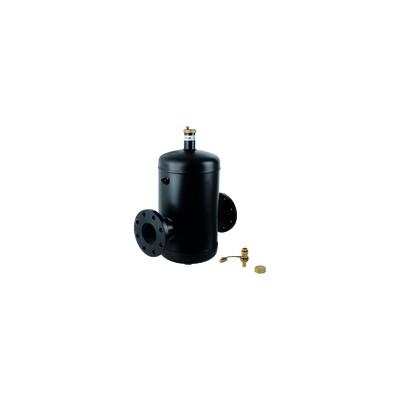 Degasatore orizzontale AIRTERM DN80 - RBM : 28301172