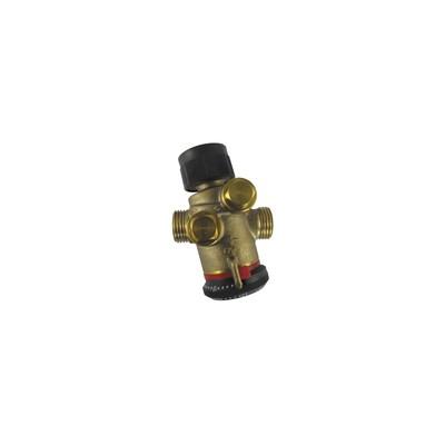 Cocon QTZ DN10 MM setting range 30 210l/h - OVENTROP : 1145563