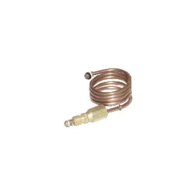 Verlängerung Thermoelement (Länge 600mm - Anschluss M9 x F9)