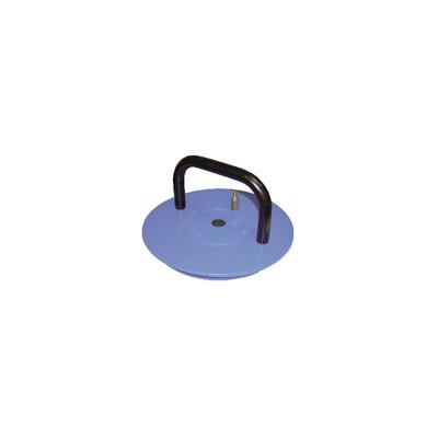 Tapón hermético para desincrustador