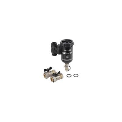 Vortex300 filter 22mm - SENTINEL : ELIMV300-GRP22-FR