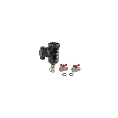 Low Pressure automobile service valve - GALAXAIR : RRBP134