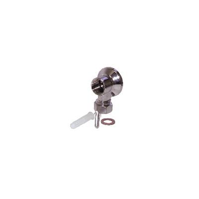 Duct/immersion sensor -40/120°C - JOHNSON CONTROLS : TS-6340D-B10