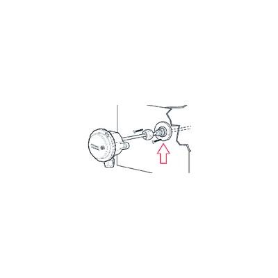 Flangia per fissaggio guaina - JOHNSON CONTR.E : TS-6300D-000