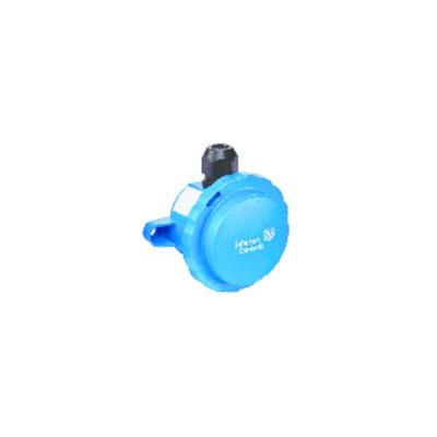 Transformador de encendido - ZA 23 075 E47 - DIFF para Weishaupt : 603088+140013110