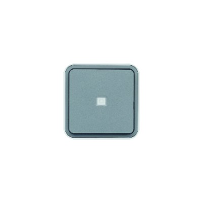 Zócalo precableado CUENOD - NC 4 - NC 6 - NC 9 tapa gris - DIFF para Cuenod : 13010979