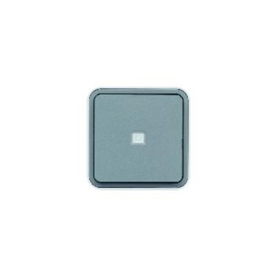 Zócalo precableado UENOD NC4 NC6 NC9 cubierta gris - DIFF para Cuenod : 13010979