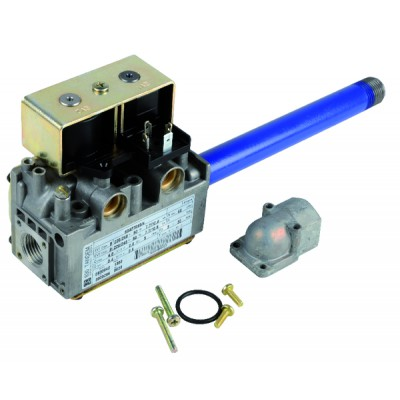 Elektrisches tragbares Thermometer - Infrarot Laser von -20 bis 260°C.