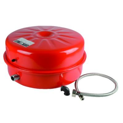 Condensateur 5µF - DIFF pour Weishaupt : 713124