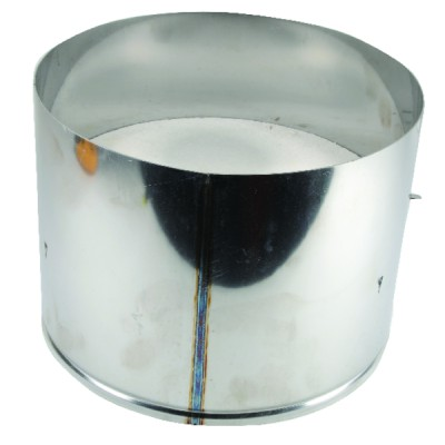 Condensatore standard permanente - 15 µF ( Ø40 xLg72 xTotale 96 )