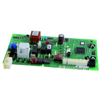 Télécommande RC-7I-1 blanche ou noire  - AIRWELL : 467200037R