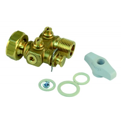 Turbine bearing unit - AIRWELL : 4518662
