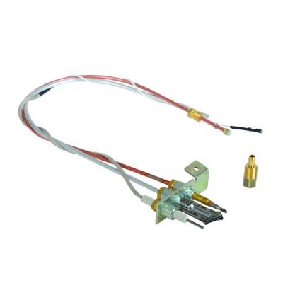 Circulador yonos maxo-d 50/0,5-9 pn6/10  - WILO : 2120667