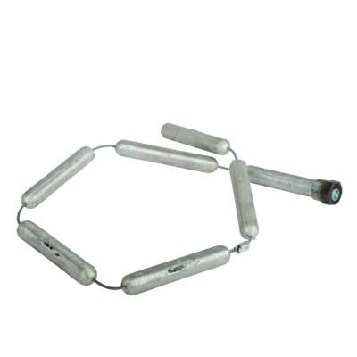 Anode en magnésium flexible  - AOSMITH : 0304728(S)