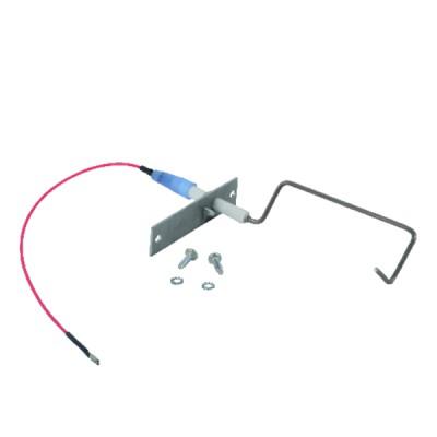 Ignition transformer zt 870 - HONEYWELL BUILD. : 13000U