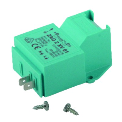 Boîte de contrôle LANDIS & GYR STAEFA - SIEMENS gaz - LME  21 230A2 - SIEMENS (LANDIS) : LME21 230C2