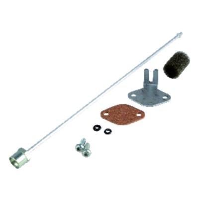 Control box RIELLO fuel - 555SE - RIELLO : 3008850
