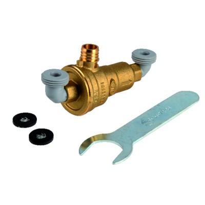 Scatola di controllo gasolio 550SE p/Gulliver BG1 - RIELLO : 3001168