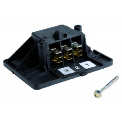 "Flessibile gasolio F3/8"" x F3/8"" diritto 1200mm  - HONEYWELL BUILD. : 1650206U"