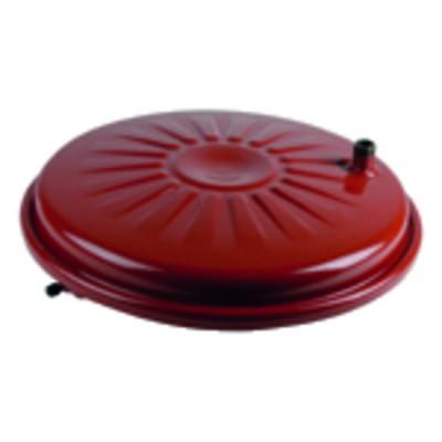Detector IRD para gasóleo SATRONIC 1010 azul - BROTJE : SRN562829