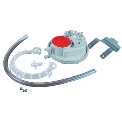 Boîte de contrôle SATRONIC fioul - DKO 976 - HONEYWELL BUILD. : 0316005