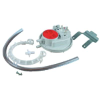 Boîte de contrôle SATRONIC fioul - TF 840 - HONEYWELL BUILD. : 02406U