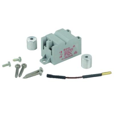 Quadro comando SATRONIC gas - TFI 812-2 max 120 KW mod 10 - HONEYWELL BUILD. : 02602U