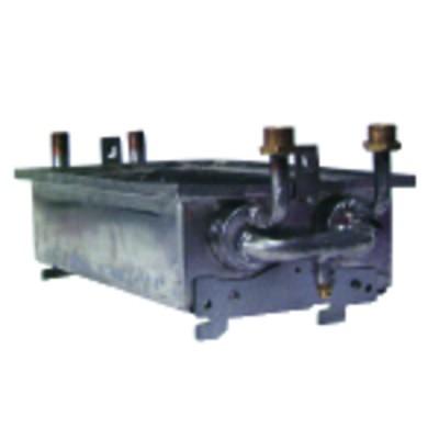 Boîte de contrôle SATRONIC gaz - MG 740.3  modèle 32-32 remplace TMG740.2  modèle 32-32 - HONEYWELL BUILD. : 08211U