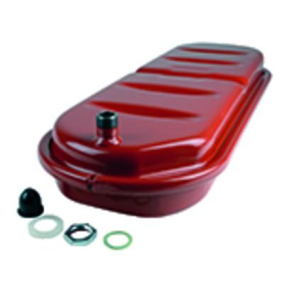 Control box SIT gas - 0.577.504  - SIT : 0 577 504