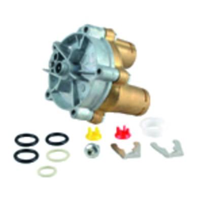 Verdrahtete Sockelplatte CICH - TIGRA CF 500 58539864 - DIFF für Chappée : S19000233