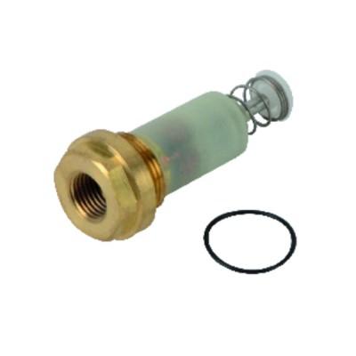 Collegamento alta tensione standard - Kit adattabile su diverse caldaie a gas ZAEGEL HELD - ELM etc...
