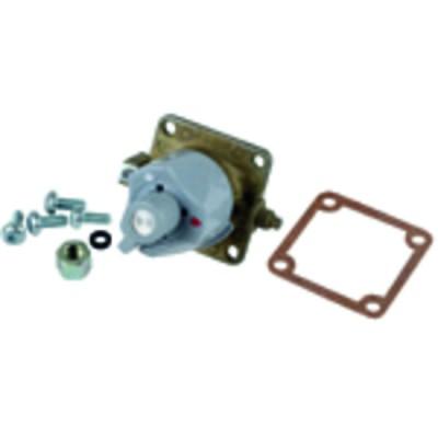 Kabelschuhe - Verbinder D4 Schraube DRAHT 5 zum Schrauben (X 12)