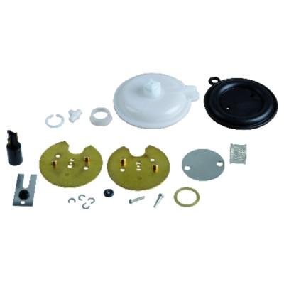 Epoxid-Kabelschuh zum Schrauben weiblich - DIFF für Weishaupt : 716501