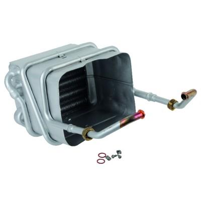Kabelschuhe - Hochspannungs-Kabelschuh zum Falzen Ø 4 (X 12)