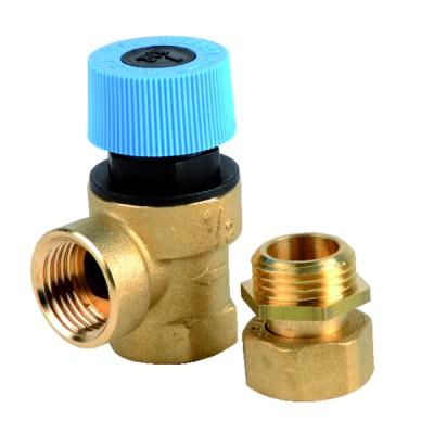 Électrode spécifique - 0-111 (X 2) - BAXI : SRN514668