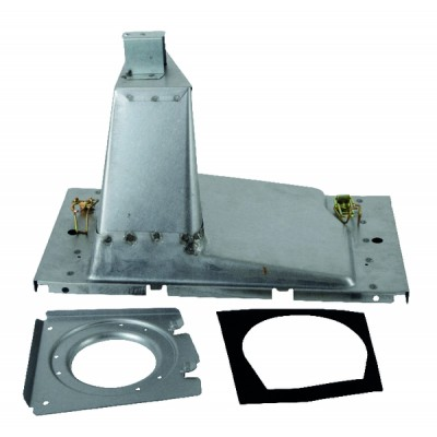 Électrode allumage GS10 - RIELLO : 3006943