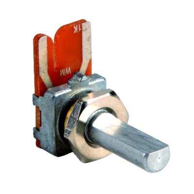 Électrode allumage RG2 - RIELLO : 3007495