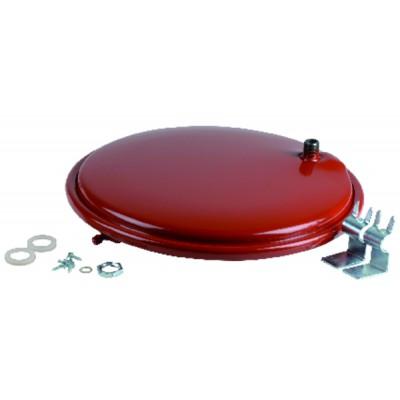 Électrode allumage GS20/20D - RIELLO : 3006706