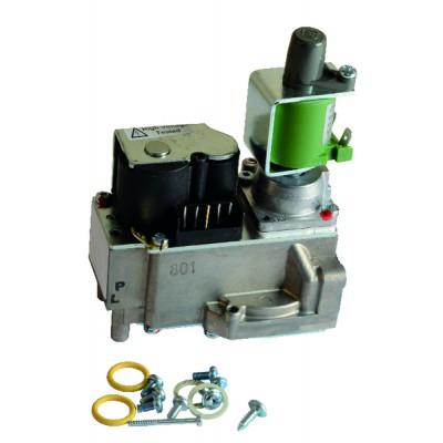 Électrode allumage câble 750mm - DIFF pour Viessmann : 7816099