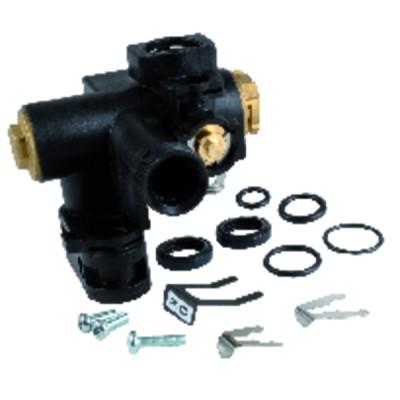 Électrode allumage unit gaz - DIFF pour Viessmann : 7810147